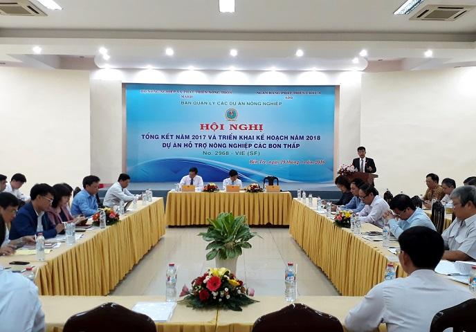 Hội nghị tổng kết – Bộ Nông Nghiệp và Phát triển nông thôn