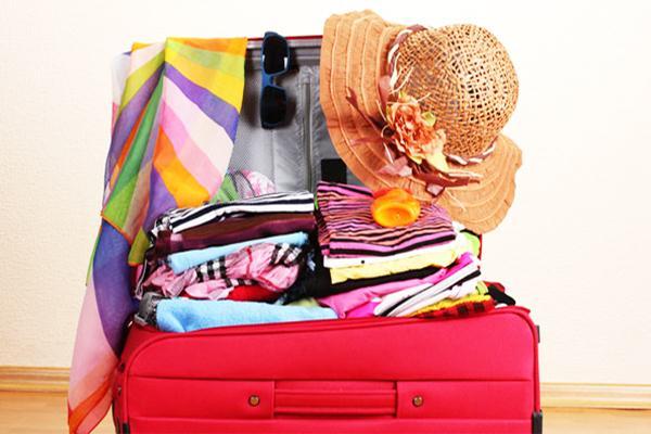 8 bước xếp đồ gọn gàng trong vali du lịch