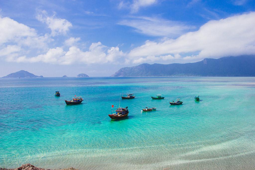 Mùa hè này đến Côn Đảo cùng ngắm biển trời xanh ngát