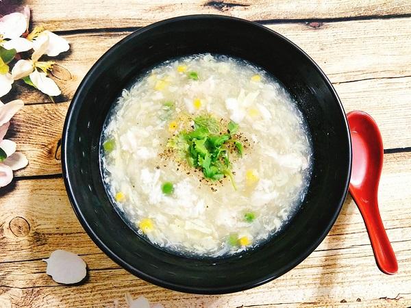 Cách làm súp cua Biển – món ăn khai vị thơm ngon cho gia đình
