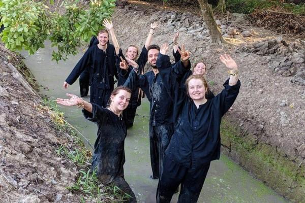 5 trải nghiệm thu hút khách nước ngoài ở miền Tây sông nước