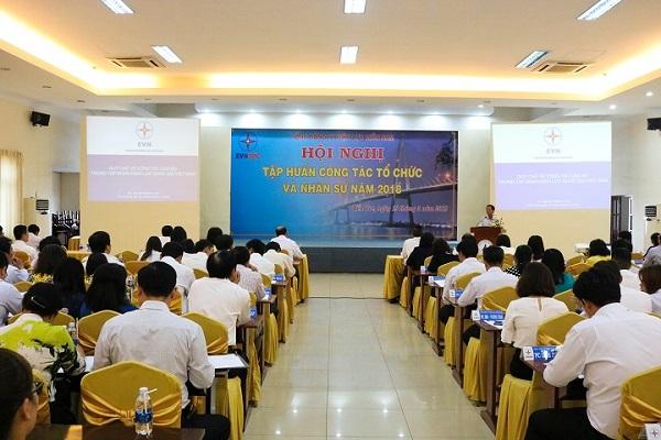 """Hội nghị """"Tập huấn công tác tổ chức và nhân sự năm 2018"""""""