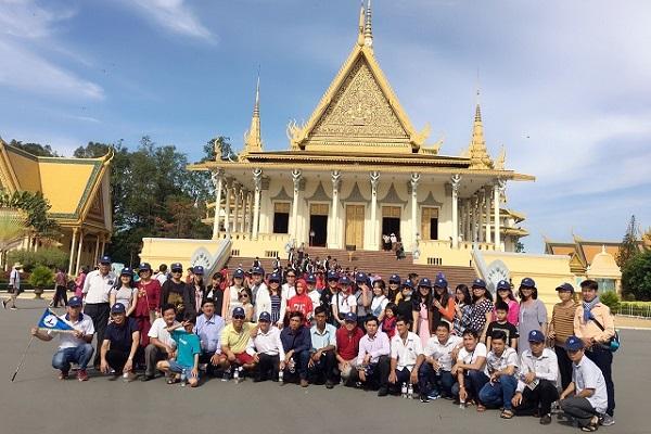 Hành trình vương quốc Campuchia (5N4Đ)