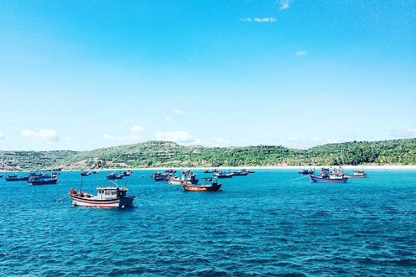 """Vịnh Xuân Đài – vịnh biển đẹp đến nao lòng ở xứ sở """"hoa vàng cỏ xanh"""""""