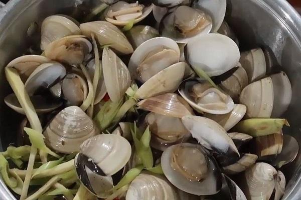 Nghêu Bến Tre – Đậm đà vị ngọt miền biển