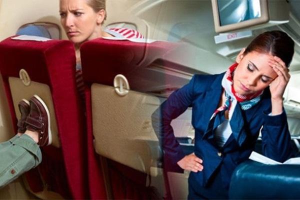 11 điều tuyệt đối không nên làm khi đi máy bay